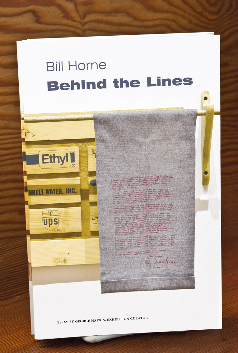 BHL catalogue stand